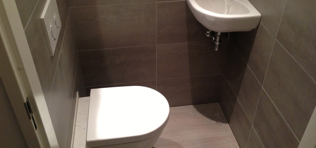 Toilet renovatie in 13 stappen