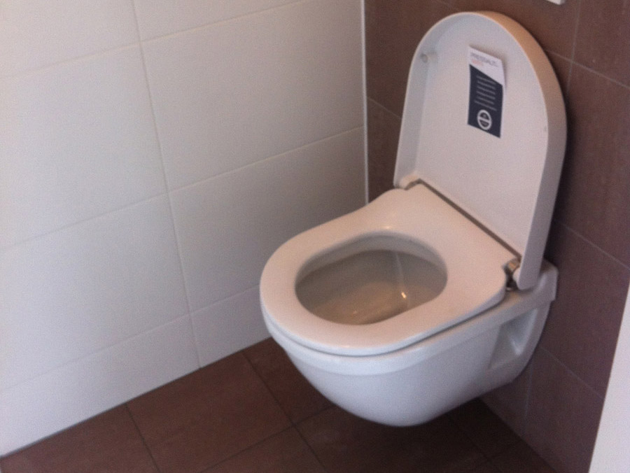 Toilet renovatie in Ilpendam